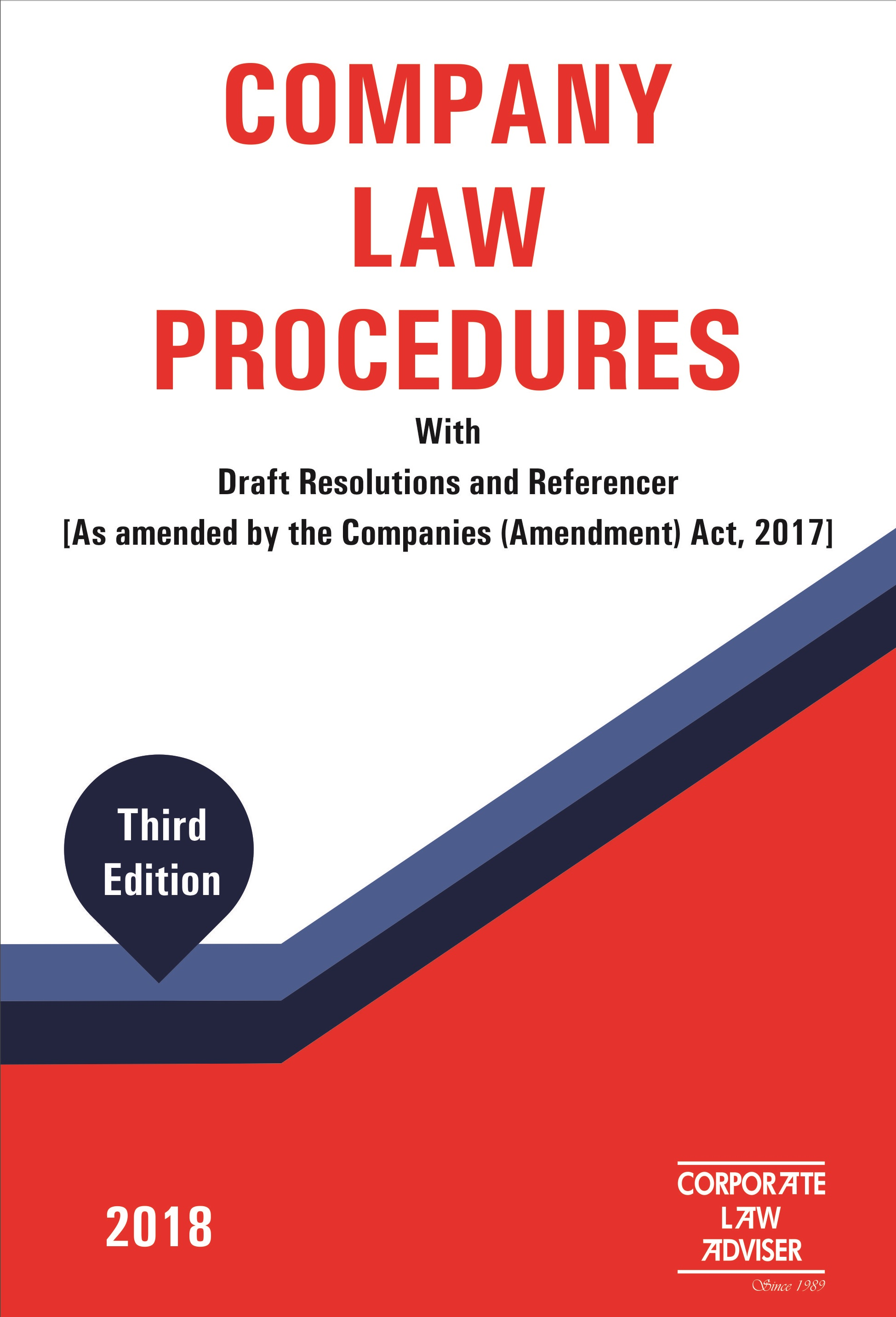 COMPANY LAW PROCEDURES