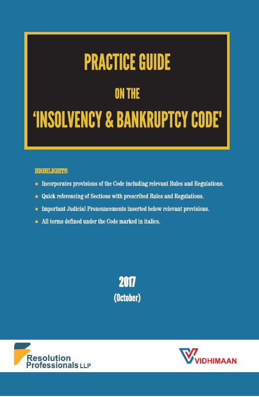 The Insolvency & Bankruptcy Code 2017